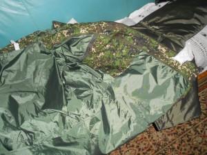пошив одежды для охотников и рыбаков